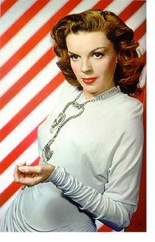 Judy Garland (June 10, 1922 – June 22, 1969