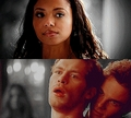 KLAUS: Bonnie...no !! - klaus-and-bonnie fan art