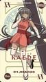 Kaede's Pactio Card