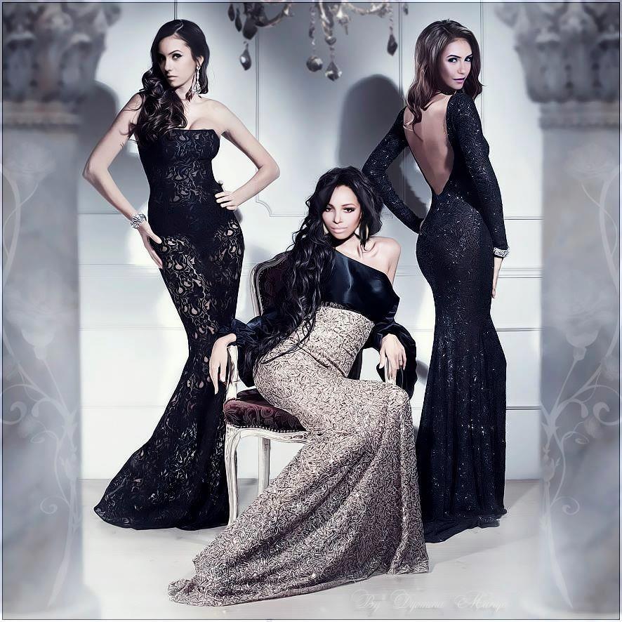 Katherine/Bonnie/Elena