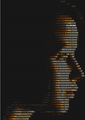Katniss_ascii - the-hunger-games-movie fan art