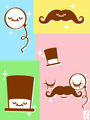 Kawaii objects