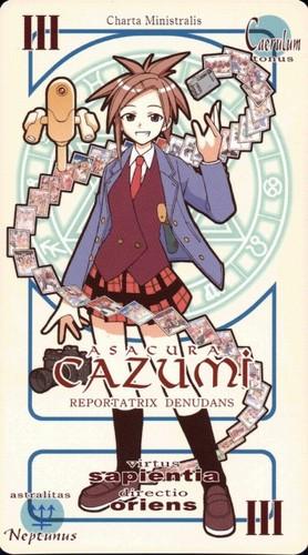 Kazumi's Pactio Card