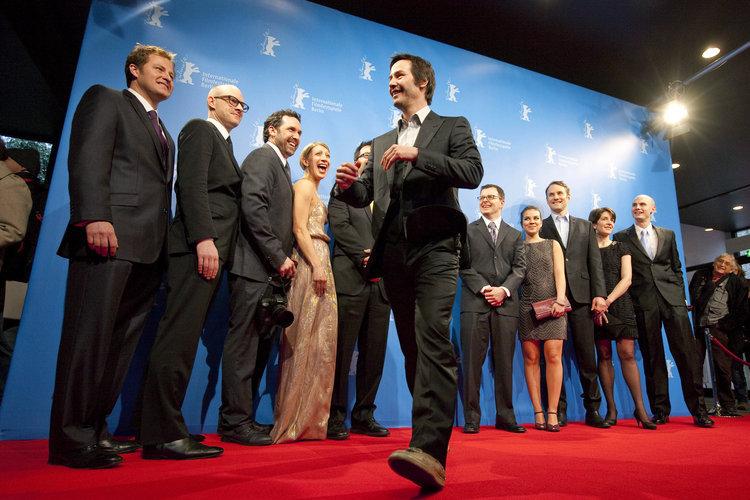 Keanu Reeves at 62nd Annual Berlinale International Film Festival