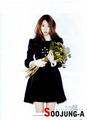 Krystal @ InStyle Magazine March Edition