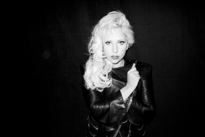 Lady Gaga-Terry Richardson Photoshoot
