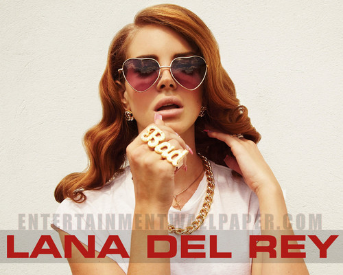 Lana Del Rey wallpaper containing sunglasses and a portrait called Lana wallpaper