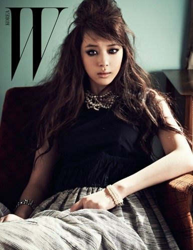 SM Entertainment's 'Youtube photo shoot' - 'W Korea' - k-pop-4ever Photo