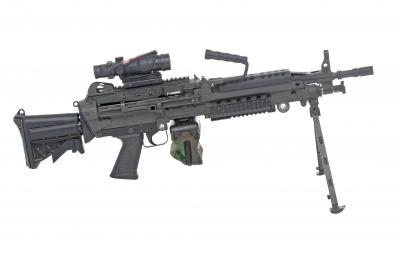 M249 SAW Paratrooper