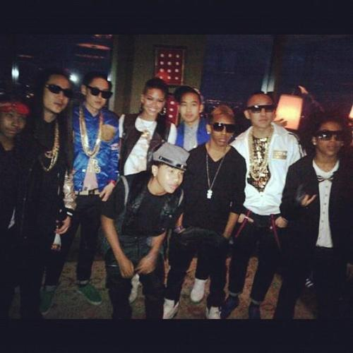 MB with Far East Movement