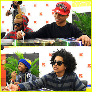 MINDLESS BEHAVIOR!!