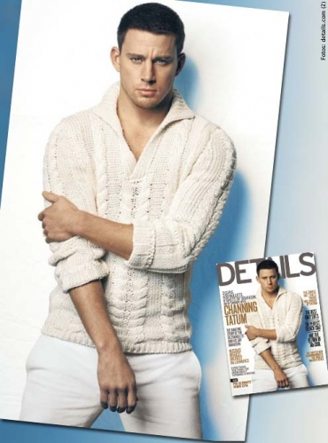 Magazine - channing-tatum Photo
