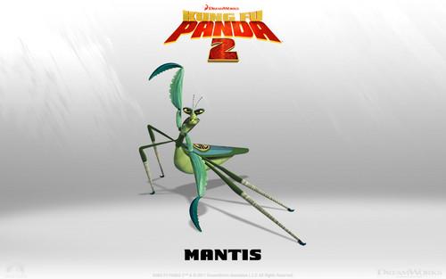 Mantis 壁纸