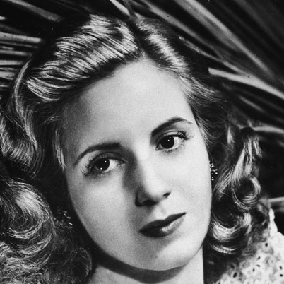 María Eva Duarte de Perón (1895– 1974)