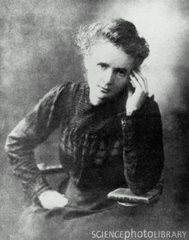 Women in History wallpaper probably containing a green beret and a rifleman titled Marie Curie