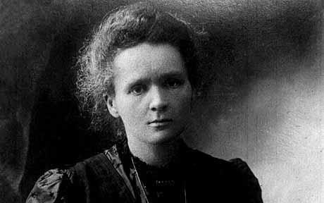 Women in History wallpaper titled Marie Curie