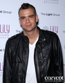 Mark at grand opening Lily Bar in Las Vegas - mark-salling photo