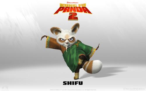 Master Shifu দেওয়ালপত্র