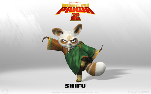 Master Shifu Обои