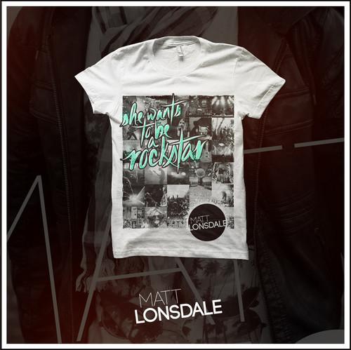 Matt t-shirts!