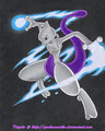 Mewtwo Drawing :P