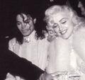 Michael and Madonna ♪ - michael-jackson photo