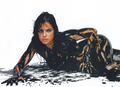 Michelle Rodriguez - 'The Big Fix' Photoshoot
