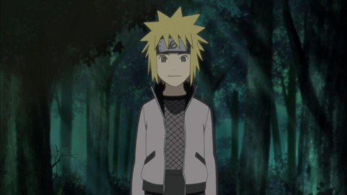 Minato Namikaze fond d'écran possibly containing animé titled Minato and Kushina <33