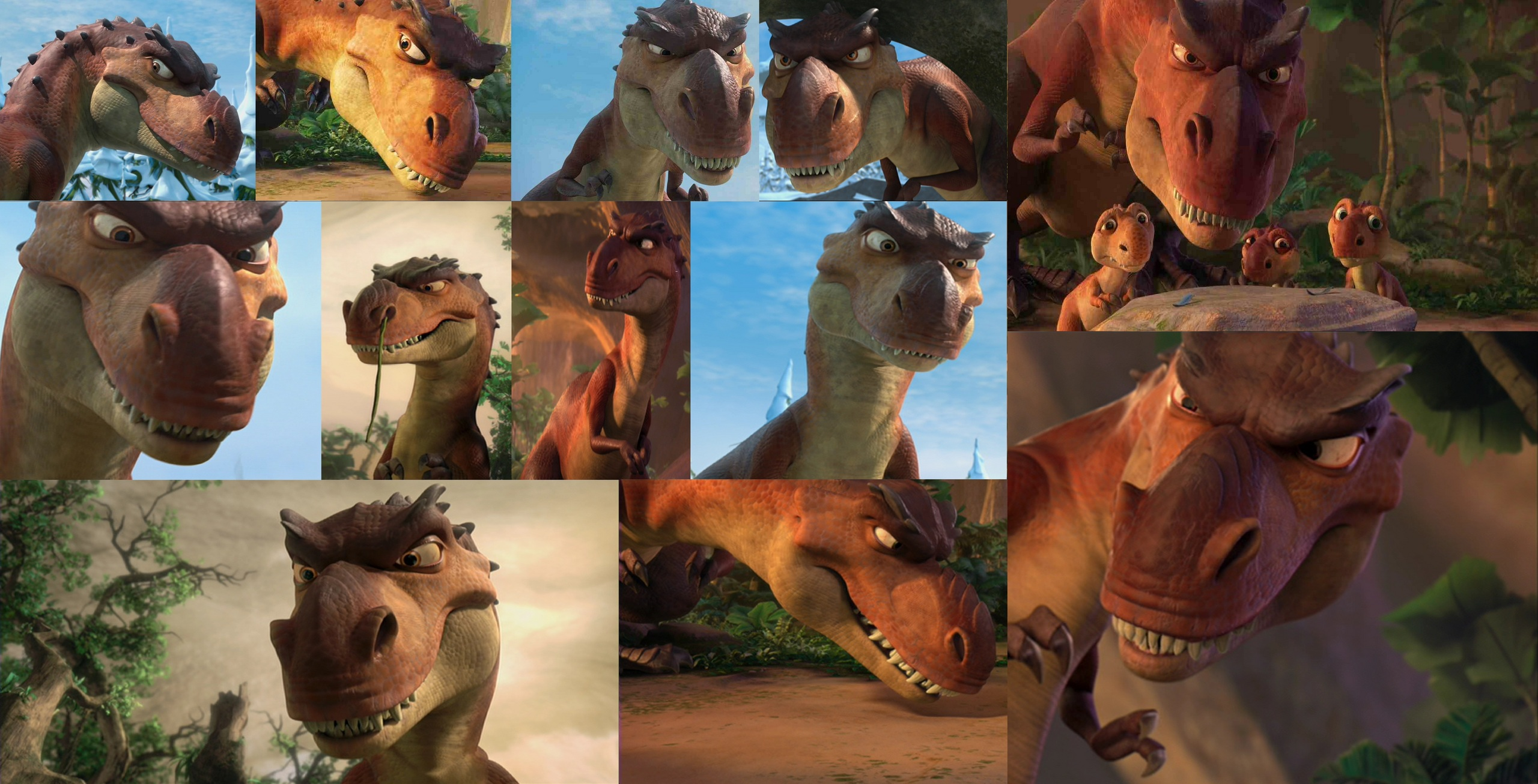 Ice Age 3: dawn of the...