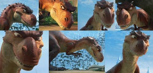 Momma Dino پیپر وال