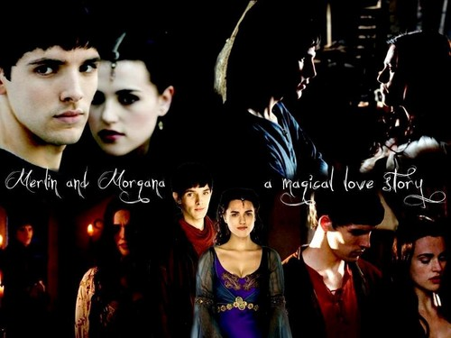 Morgana & Merlin