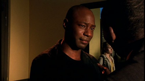 Nelsan Ellis wallpaper called Nelsan in Veronica Mars:  I Know What You'll Do Next Summer