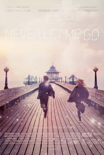 Never Let Me Go poster re-made