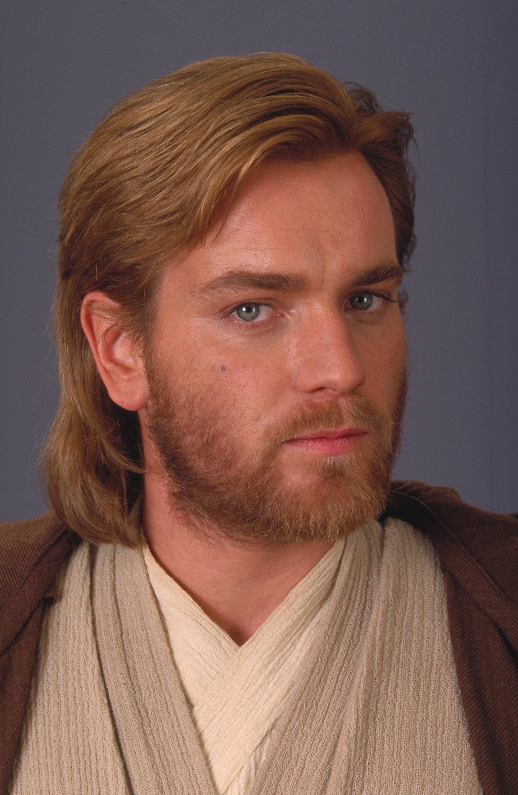 Obi Wan Kenobi  Obi Wan Kenobi Photo (29218268)  Fanpop - Guy Hairstyle