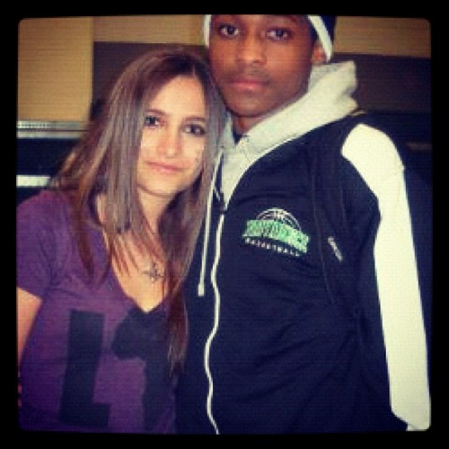 Paris Jackson and her friend - paris-jackson Photo