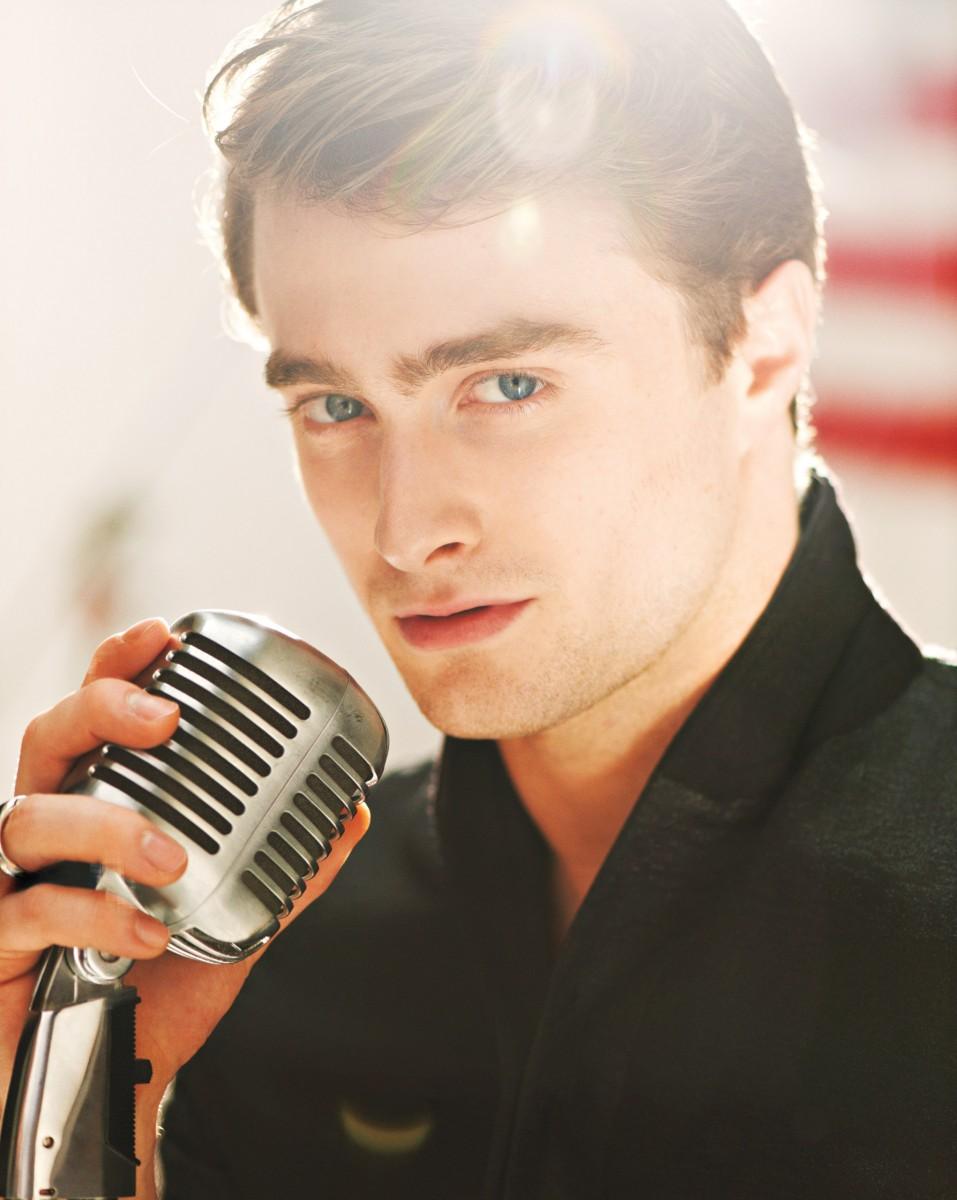 Daniel Radcliffe Bullet Magazine