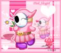 Pink Shy Girl