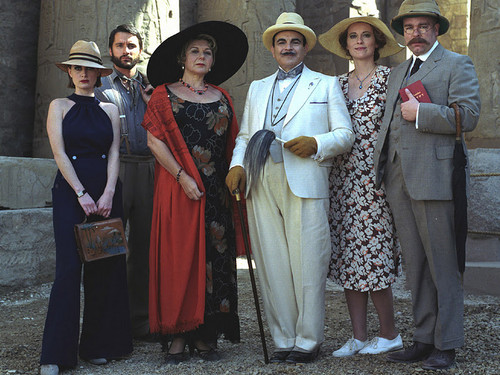 Poirot in Egypt