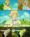 Prince Justin - howls-moving-castle photo