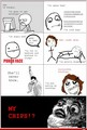 Rage comics - chair-family photo