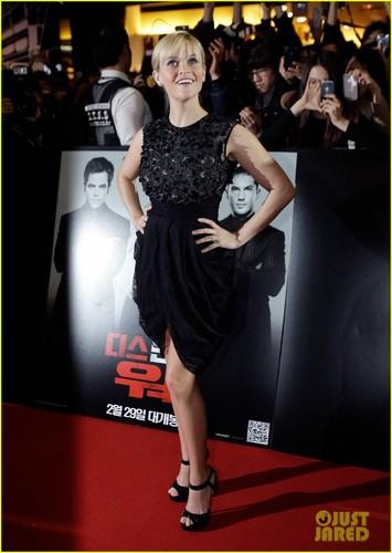 Reese Witherspoon: 'This Means War' Seoul Premiere - reese-witherspoon Photo