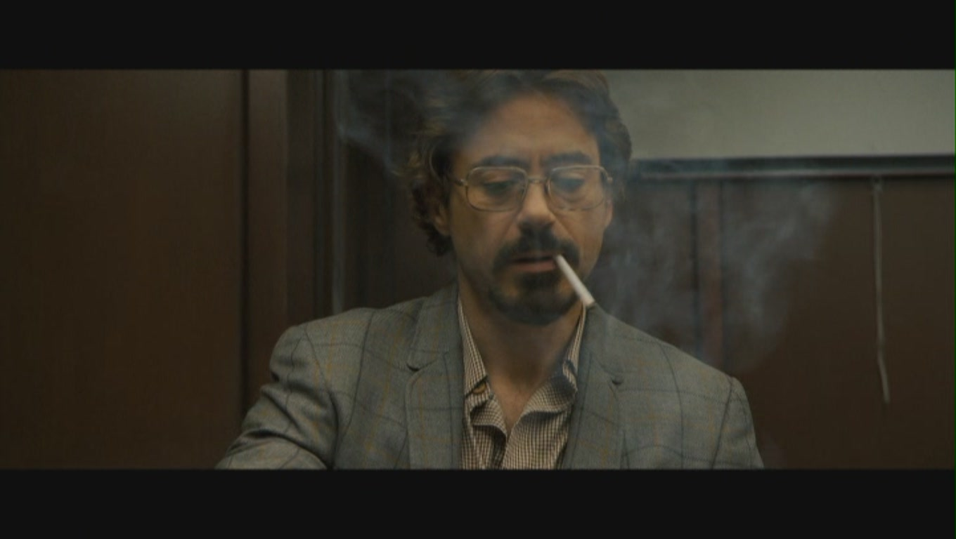 Zodiac Movie Robert Downey Jr For a certain strain of movie