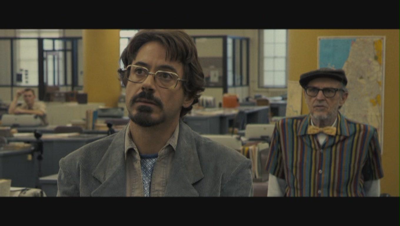 Robert Downey Jr. as Paul Avery in 'Zodiac'