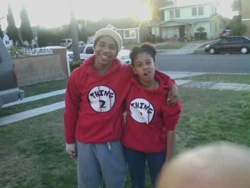 Roc and Kyla