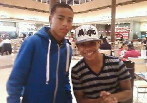Roc and his brother