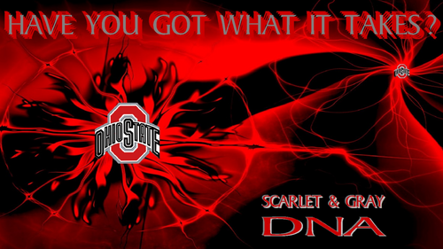 SCARLET AND GRAY DNA