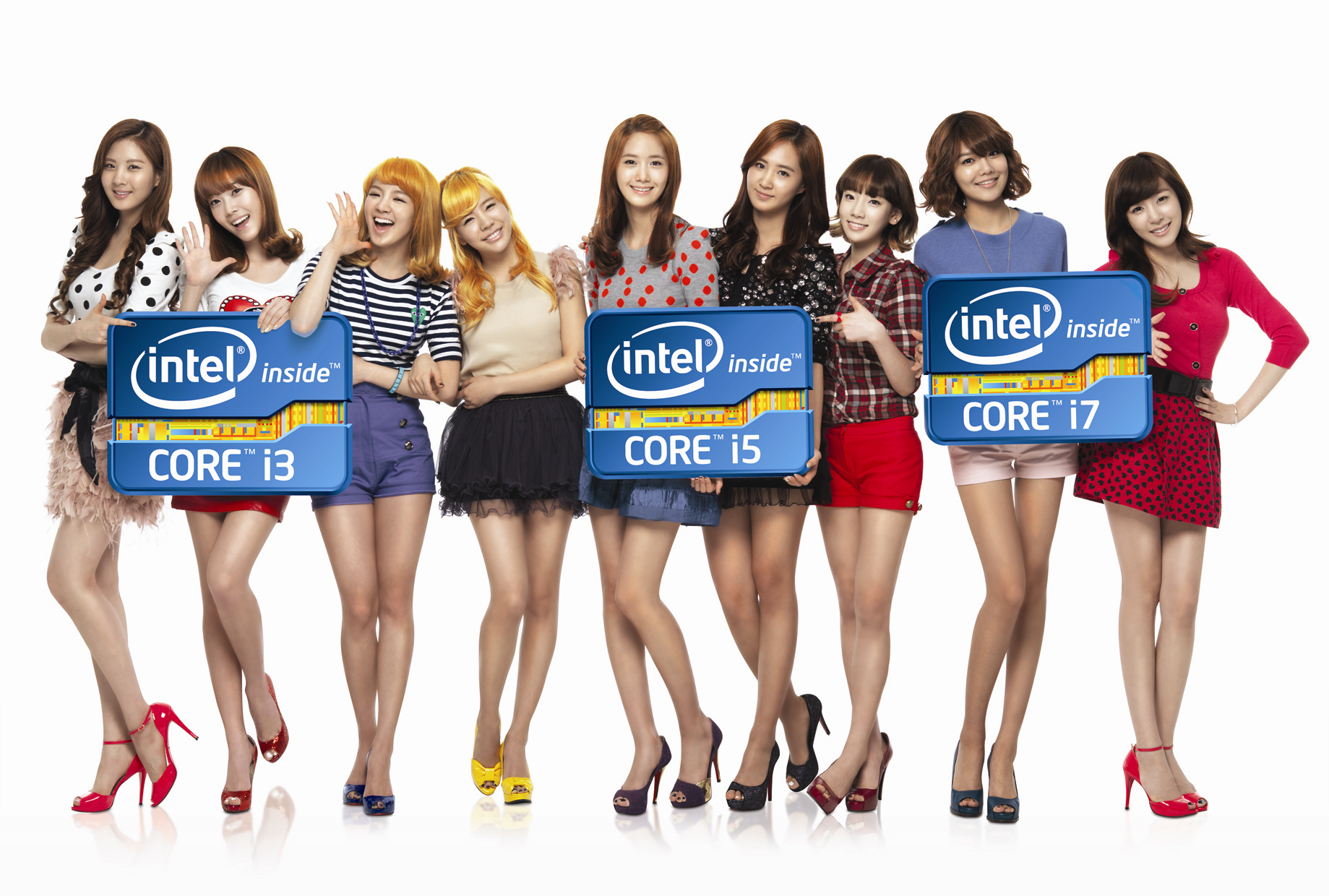 Intel Girls