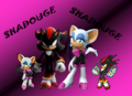 Shadouge Wallpaper - shadow-and-rouge photo