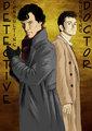 Sherlock-DWho