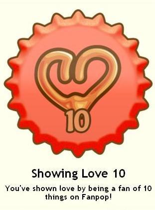 mostrare Amore 10 berretto, tappo